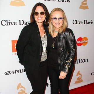 Melissa Etheridge - Clive Davis 2016 Pre-Grammy Gala - Arrivals