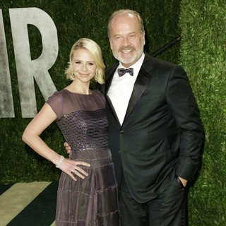 Kelsey Grammer in 2013 Vanity Fair Oscar Party - Arrivals - walsh-grammer-2013-vanity-fair-oscar-party-02