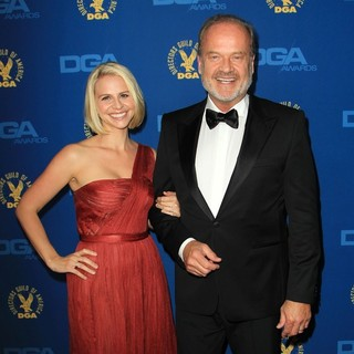 Kelsey Grammer in 65th Annual Directors Guild of America Awards - Arrivals - walsh-grammer-65th-annual-directors-guild-of-america-awards-03