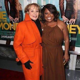 Barbara Walters, Sherri Shepherd in The One for the Money Premiere