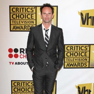 Walton Goggins in The 2011 Critics Choice Television Awards Luncheon - Red Carpet