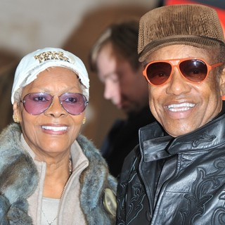 Dionne Warwick, Bobby Womack in The Q Awards 2012 - Arrivals