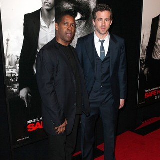 The Safe House Premiere - Arrivals