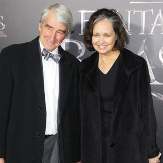 Sam Waterston, Lynn Louisa Woodruff in Fantastic Beasts and Where to Find Them World Premiere - Red Carpet Arrivals