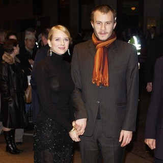 Naomi Watts, Heath Ledger in Premiere of Four Feathers