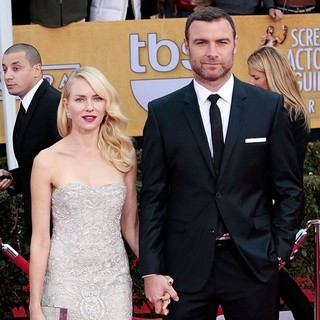 Naomi Watts, Liev Schreiber in 19th Annual Screen Actors Guild Awards - Arrivals