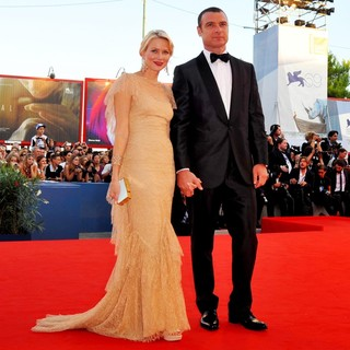 Naomi Watts, Liev Schreiber in The 69th Venice Film Festival - The Reluctant Fundamentalist - Premiere - Red Carpet