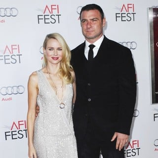 Naomi Watts, Liev Schreiber in AFI Fest 2011 Opening Night Gala World Premiere of J. Edgar