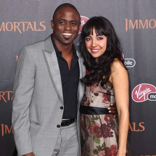Wayne Brady in Immortals 3D Los Angeles Premiere