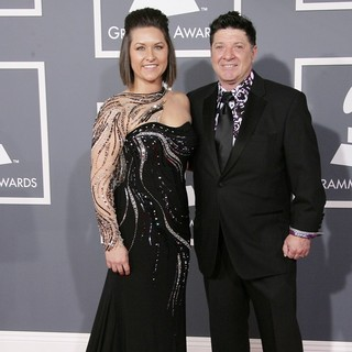 Wayne Toups in 55th Annual GRAMMY Awards - Arrivals