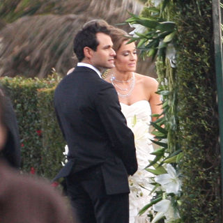Jason Mesnick, Molly Malaney in The Bachelor Wedding of Jason Mesnick and Molly Malaney