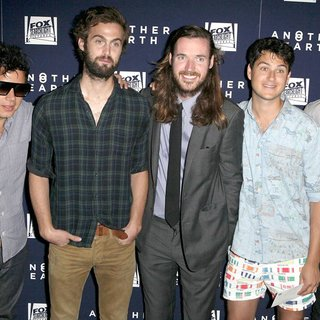 Vampire Weekend in The Premiere of Fox Searchlight Pictures' Another Earth - weekend-cahill-premiere-another-earth-01