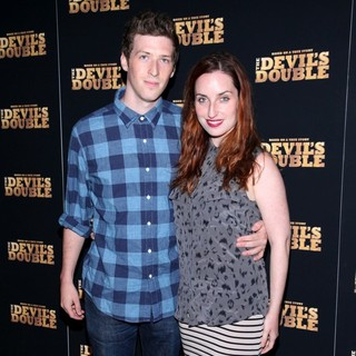 Daryl Wein, Zoe Lister-Jones in The New York Premiere of The Devil's Double