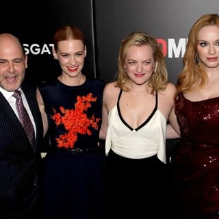 Special Screening of Mad Men - Red Carpet Arrivals