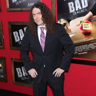 Weird Al Yankovic in World Premiere of Bad Teacher - Arrivals