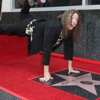 Weird Al Yankovic Honored with Star on The Hollywood Walk of Fame