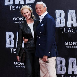 Grit Weiss, Jo Groebel in The German Premiere of Bad Teacher