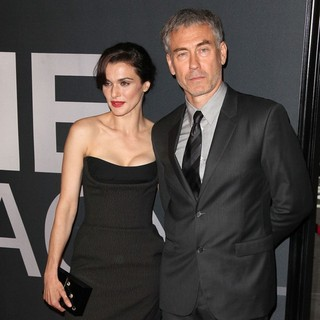 Rachel Weisz, Tony Gilroy in The Universal Pictures World Premiere of The Bourne Legacy - Arrivals