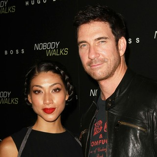 Dylan McDermott in The Premiere of Magnolia Pictures Nobody Walks - wells-mcdermott-premiere-nobody-walks-01