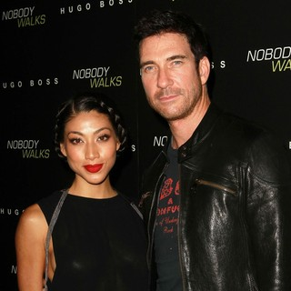 Dylan McDermott in The Premiere of Magnolia Pictures Nobody Walks - wells-mcdermott-premiere-nobody-walks-02