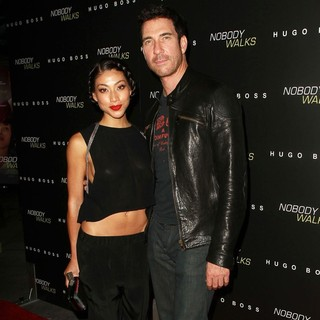 Dylan McDermott in The Premiere of Magnolia Pictures Nobody Walks - wells-mcdermott-premiere-nobody-walks-03