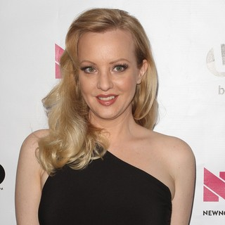 Wendi McLendon-Covey in LOGO's 2012 NewNowNext Awards