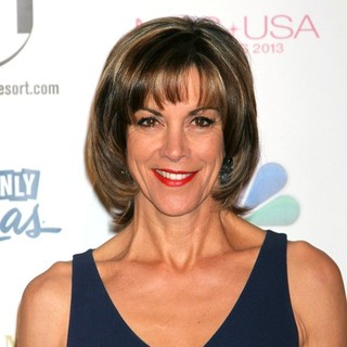 Wendie Malick in 2013 Miss USA Pageant - Arrivals