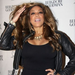 Wendy Williams in Bergdorf Goodman Hosts 20th Anniversary Celebration of Legendary Shoe Designer Christian Louboutin