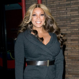 Wendy Williams in 21st Annual Glamour Women of The Year Awards - Arrivals