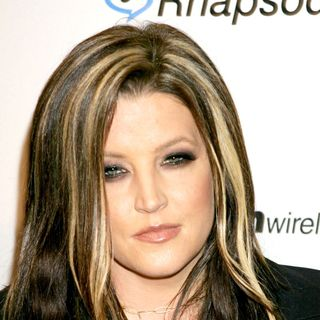 Lisa Marie Presley - Clive Davis Annual Pre-Grammy Party