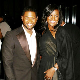 Usher - NAACP 17th Annual Theatre Awards