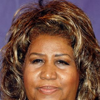 Aretha Franklin in Rock & Roll Hall of Fame Induction Ceremony