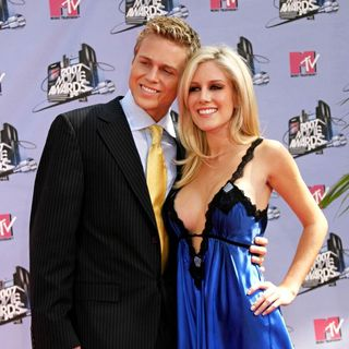 Spencer Pratt, Heidi Montag in '2007 MTV Movie Awards'