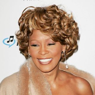 Whitney Houston in The Clive Davis Pre-Grammy Awards Party - Arrivals