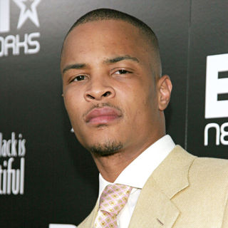 T.I. in Pre-BET Awards Dinner and Party - Arrivals