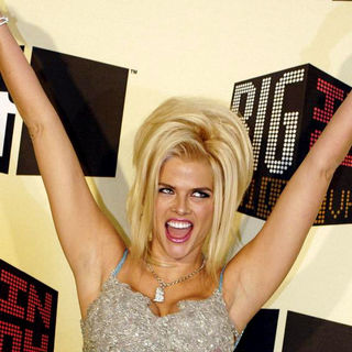 Anna Nicole Smith in VH1 Big in '04