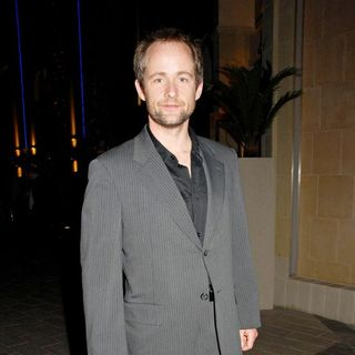 Billy Boyd in The Simpsons Movie UK Premiere - After Party