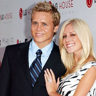 "Spencer Pratt, Heidi Montag in ""The Hills"" Season Three Premiere - Arrivals"