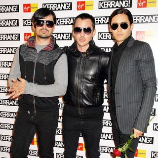 30 Seconds to Mars in The Kerrang! Awards 2007 - Arrivals