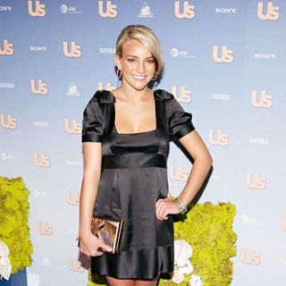 Jamie Lynn Spears in US Weekly Hot Hollywood Party