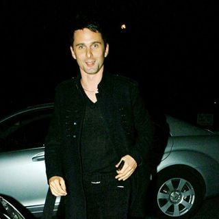 Matthew Bellamy, Muse in Matthew Bellamy Leaving The Met Bar in Mayfair