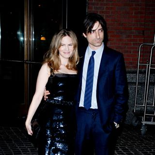 Jennifer Jason Leigh, Noah Baumbach in Screening of 'Margot At The Wedding'