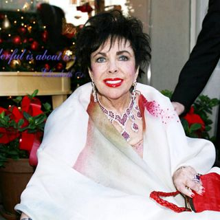 Elizabeth Taylor in Elizabeth Taylor Unveils House of Taylor Jewelry Collection