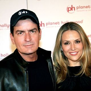Charlie Sheen - The Grand Opening Celebration of Planet Hollywood Resort & Casino - Red Carpet