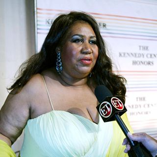 Aretha Franklin in The 30th Annual Kennedy Center Honors Gala