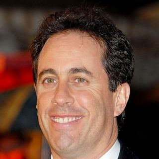 Jerry Seinfeld in UK Film Premiere of 'Bee Movie' - Arrivals