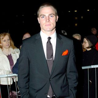 Stephen Amell in UK Film Premiere of 'Closing The Ring' - Arrivals