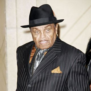 Joe Jackson in Grand Opening of Jay-Z's 40/40 Sports Bar and Lounge