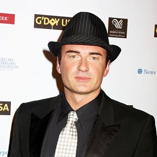 Julian McMahon in Australia Day Black Tie Gala - Arrivals