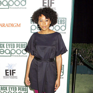 Corinne Bailey Rae in The 4th Annual Black Eyed Peas Peapod Foundation Benefit Concert - Arrivals